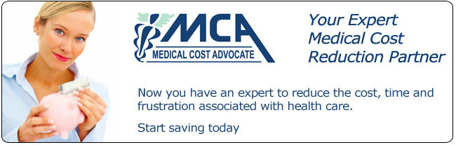 Click to visit Medical Cost Advocates