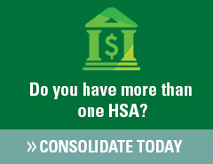 Do you have more than one HSA? Consolidate Today