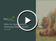 Watch this video to learn how Health Savings Accounts are gaining recognition as a valuable tool for retirement savings.