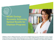 Learn how to achieve optimal results for Employer Programs with HSAs - Whitepaper