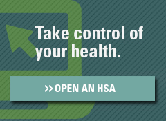 Open An HSA Today!